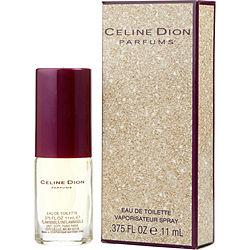 CELINE DION by Celine Dion - EDT SPRAY .375 OZ MINI
