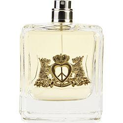 PEACE LOVE & JUICY COUTURE by Juicy Couture - EAU DE PARFUM SPRAY 3.4 OZ *TESTER