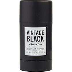 VINTAGE BLACK by Kenneth Cole - DEODORANT STICK ALCOHOL FREE 2.6 OZ