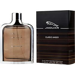 JAGUAR CLASSIC AMBER by Jaguar - EDT SPRAY 3.4 OZ *TESTER