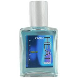 JOVAN HEAT MAN by Jovan - FIRED UP AFTERSHAVE COLOGNE 2 OZ (UNBOXED)