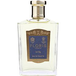 FLORIS NO. 89 by Floris - EDT SPRAY 3.4 OZ *TESTER