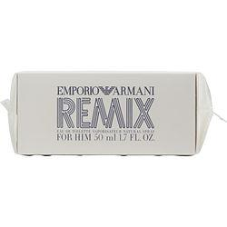 EMPORIO ARMANI REMIX by Giorgio Armani - EDT SPRAY 1.7 OZ *TESTER