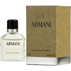 ARMANI NEW by Giorgio Armani - EDT .24 OZ MINI (NEW EDITION)