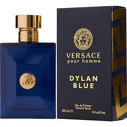 VERSACE DYLAN BLUE by Gianni Versace - EDT SPRAY 3.4 OZ