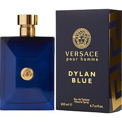 VERSACE DYLAN BLUE by Gianni Versace - EDT SPRAY 6.7 OZ