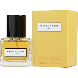 MARC JACOBS PEAR by Marc Jacobs - EDT SPRAY 3.4 OZ
