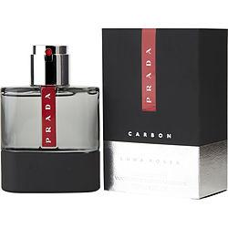PRADA LUNA ROSSA CARBON by Prada - EDT SPRAY 1.7 OZ
