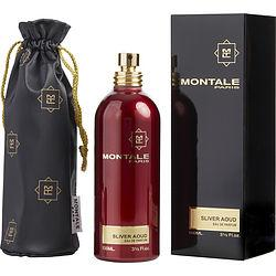 MONTALE PARIS SILVER AOUD by Montale - EAU DE PARFUM SPRAY 3.4 OZ