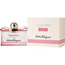 SIGNORINA IN FIORE by Salvatore Ferragamo - EDT SPRAY 3.4 OZ