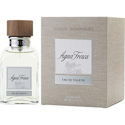 ADOLFO DOMINGUEZ AQUA FRESCA by Adolfo Dominguez - EDT SPRAY 4 OZ