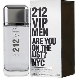 212 VIP by Carolina Herrera - EDT SPRAY 6.8 OZ (NEW PACKAGING)