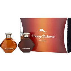 TOMMY BAHAMA FOR HIM by Tommy Bahama - EAU DE COLOGNE SPRAY 3.4 OZ & AFTERSHAVE 3.4 OZ