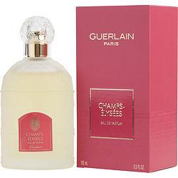 CHAMPS ELYSEES by Guerlain - EAU DE PARFUM SPRAY 3.3 OZ (NEW PACKAGING)