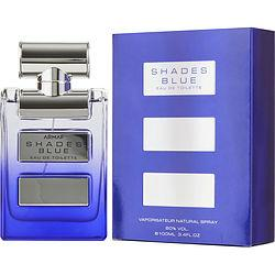 ARMAF SHADES BLUE by Armaf - EDT SPRAY 3.4 OZ