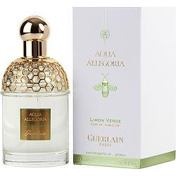 AQUA ALLEGORIA LIMON VERDE by Guerlain - EDT SPRAY 3.3 OZ