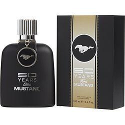 MUSTANG 50 YEARS by Estee Lauder - EDT SPRAY 3.4 OZ (LIMITED EDITION)