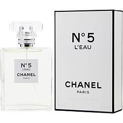 CHANEL #5 L'EAU by Chanel - EDT SPRAY 3.4 OZ