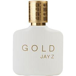 JAY Z GOLD by Jay-Z - EDT SPRAY .5 OZ (UNBOXED)