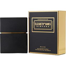 NIRVANA BLACK by Elizabeth and James - EAU DE PARFUM SPRAY 1 OZ