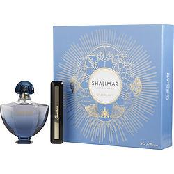 SHALIMAR SOUFFLE DE PARFUM by Guerlain - EAU DE PARFUM SPRAY 1.6 OZ & MAXI LASH SO VOLUME MASCARA .28 OZ