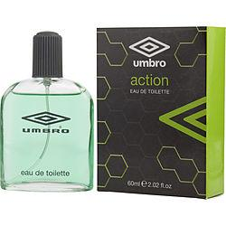 UMBRO ACTION by Umbro - EDT SPRAY 2 OZ