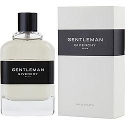GENTLEMAN by Givenchy - EDT SPRAY 3.3 OZ (NEW PACKAGING)