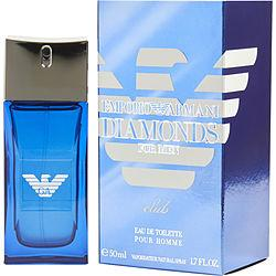 EMPORIO ARMANI DIAMONDS CLUB by Giorgio Armani - EDT SPRAY 1.7 OZ