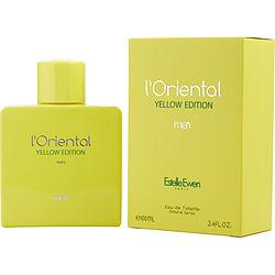 L'ORIENTAL by ESTELLE EWEN - EDT SPRAY 3.4 OZ (YELLOW EDITION)