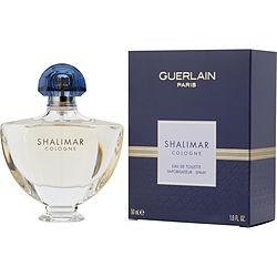 SHALIMAR COLOGNE by Guerlain - EDT SPRAY 1.6 OZ