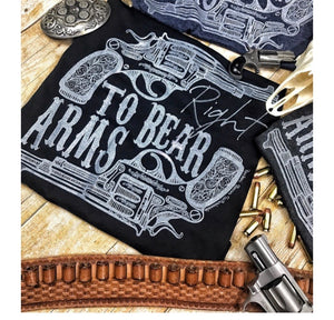 Right to bear arms tee