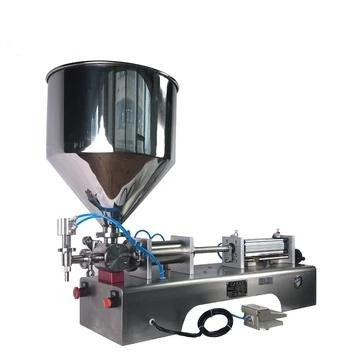 FF6 SERIES SEMI AUTOMATIC PASTE FILLING MACHINE FOR WATER,COOKING OIL, JUICE, MILK, SAUCE, CREAM