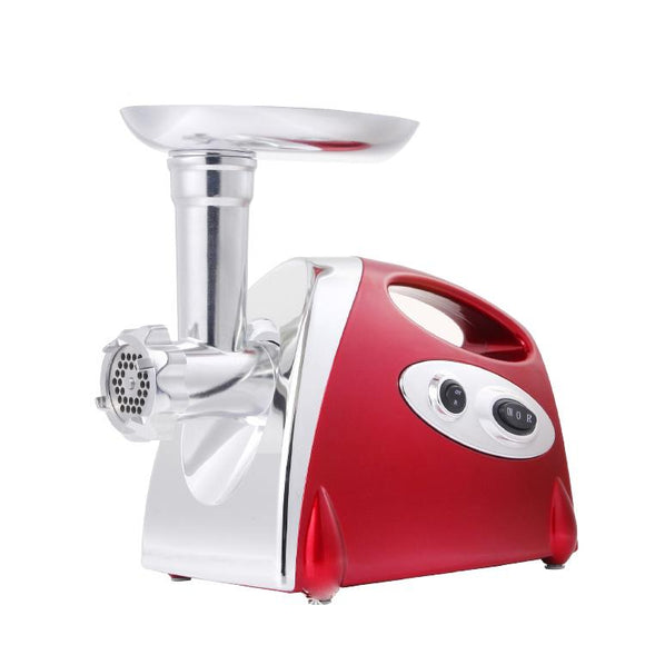 Electric stainless steel meat grinder,  sausage maker easy to operate