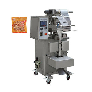 Automatic 150g 200g 1kg Crude Almonds Nut Granule Sachet Granule Packing Machine