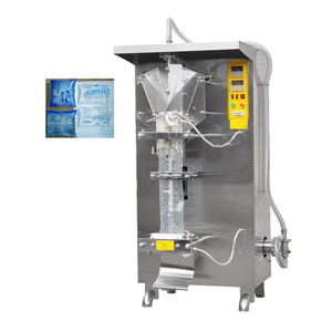 Automatic milk pouch packing machine, sachet water liquid filling machine, pouch packing machine