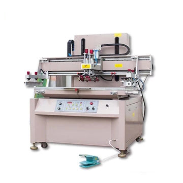MULTIPURPOSE PROTECTIVE FILM SCREEN PRINTING MACHINE FOR SALE