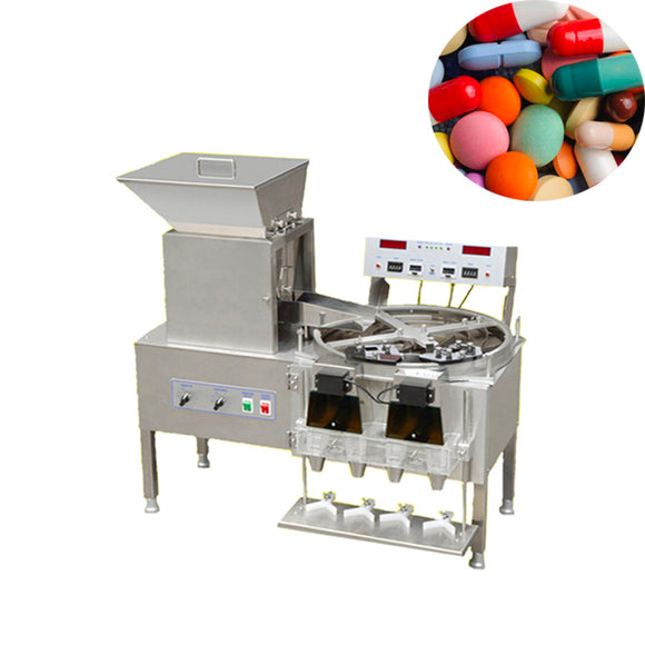 Fully Automatic Tablet Counter Machine Counting Machine Capsule Counter Machine