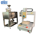 CARTRIDGE FILLING MACHINE, DENTAL CO2 E-LIQUID CBD OIL FILLING MACHIN