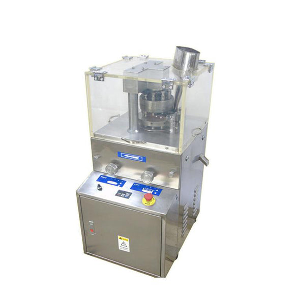China ZP9 Rotary Tablet Press Machine Candy Tableting Machine For Laboratory And Pharmaceutical