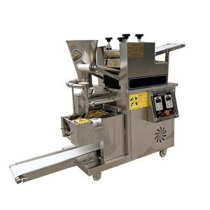 Automatic manual dumpling machine