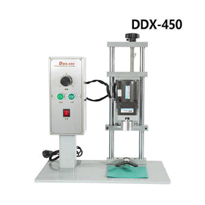 DDX-450 capping machine for round caps made of plastic bottle
