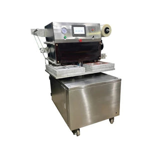 Modified Atmosphere Packaging Machine , Vacuum Tray Sealing Machine