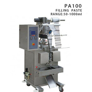 Automatic Paste Packing Machine For Ketchup/Mustard/Salad Sauce