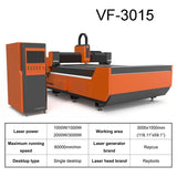 Large Size High Speed CO2 Metal Laser Cutting Machine