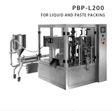 Automatic Granule/Pratical Stand-Up Pouch Packing Machine , Premade Pouch Filling and Sealing Machine for nuts/dried fruit