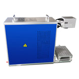 Portable fiber laser marking machine for metals&non-metals