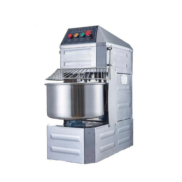 Commercial pizza dough mixer press machine