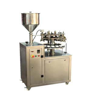 FWJ-4 Aluminum tube filling sealing machine ointment tail sealing machine