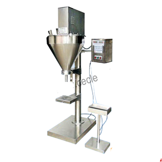 PDF-500 Semi Auto Powder Filling and weighing Machine