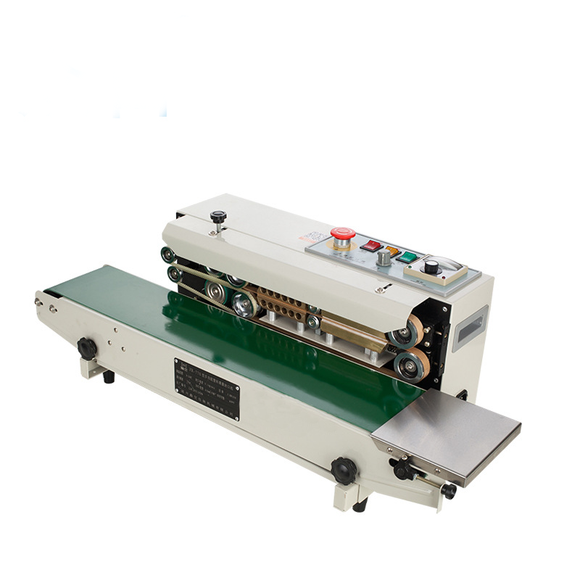 potato chip automatic bag sealing machine band sealer